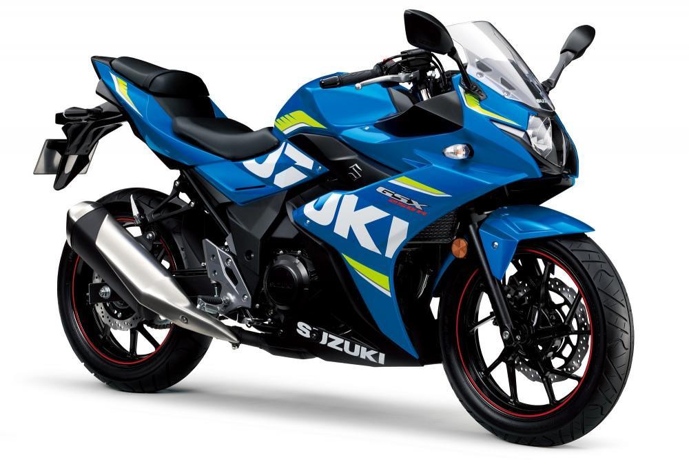 Suzuki GSX-R250 3DV