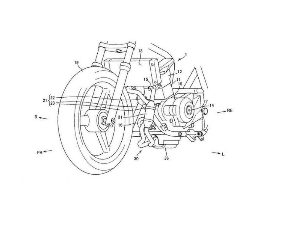 Suzuki 250cc Euro5 Engine OV
