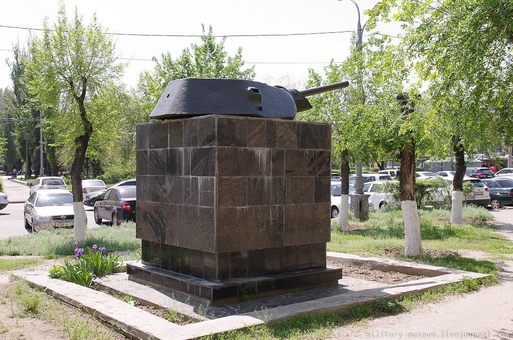 Музей-панорама Сталинградская битва-194