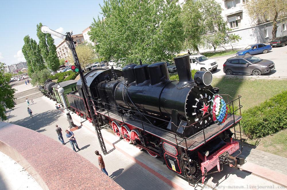 Музей-панорама Сталинградская битва-145