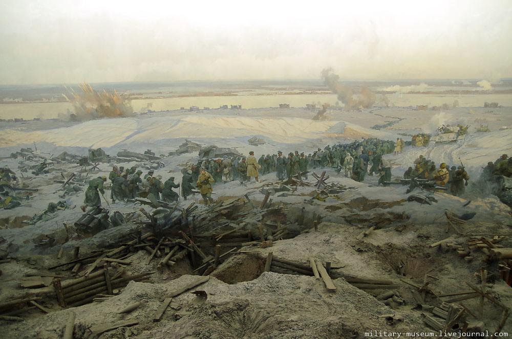 Музей-панорама Сталинградская битва-122