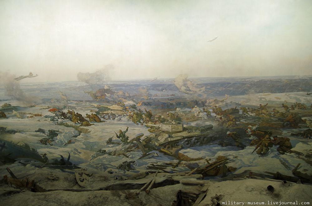 Музей-панорама Сталинградская битва-117