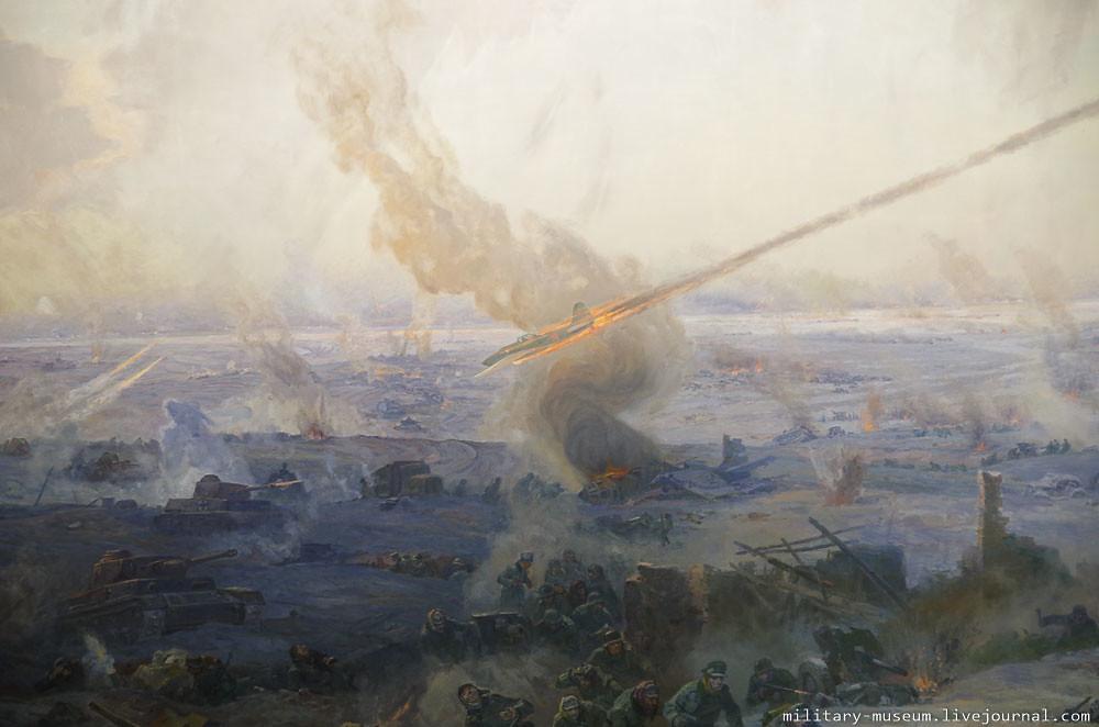 Музей-панорама Сталинградская битва-115