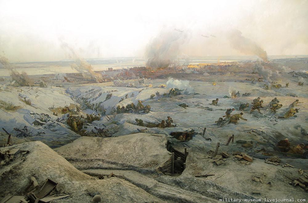 Музей-панорама Сталинградская битва-110