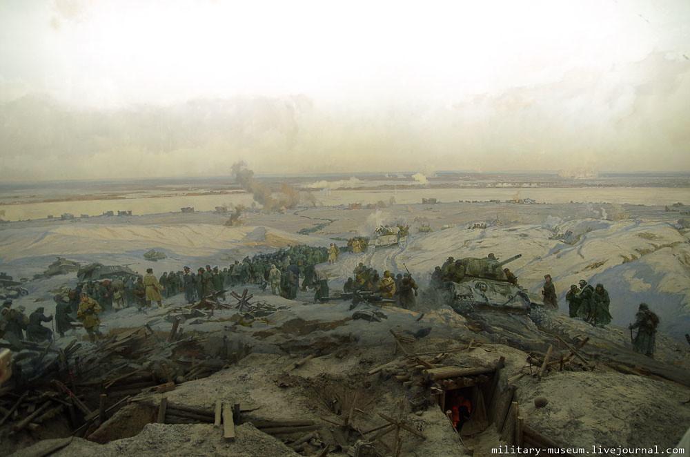 Музей-панорама Сталинградская битва-109