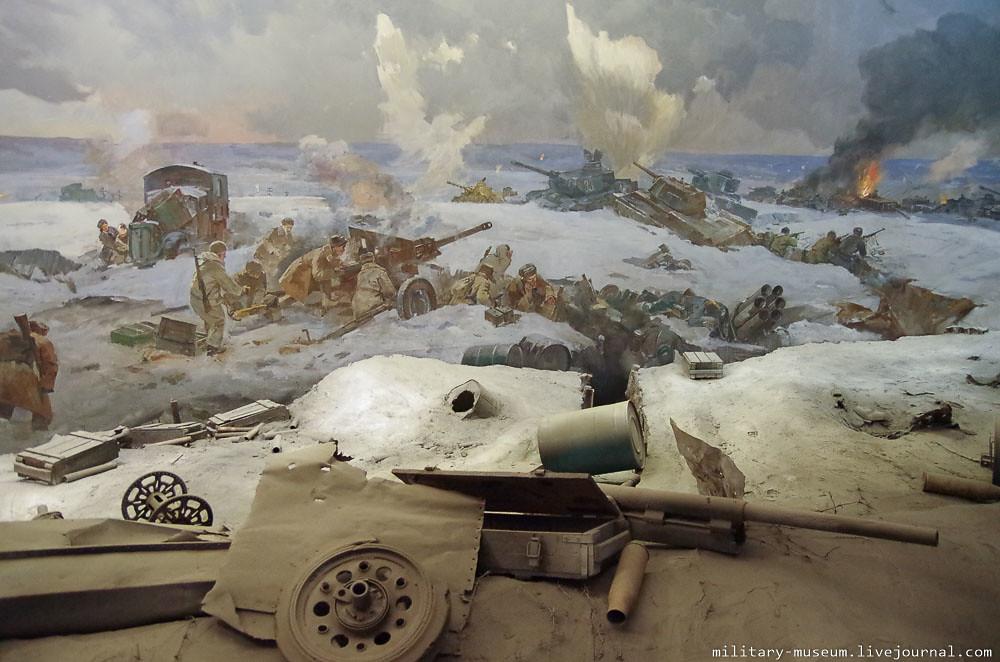 Музей-панорама Сталинградская битва-97