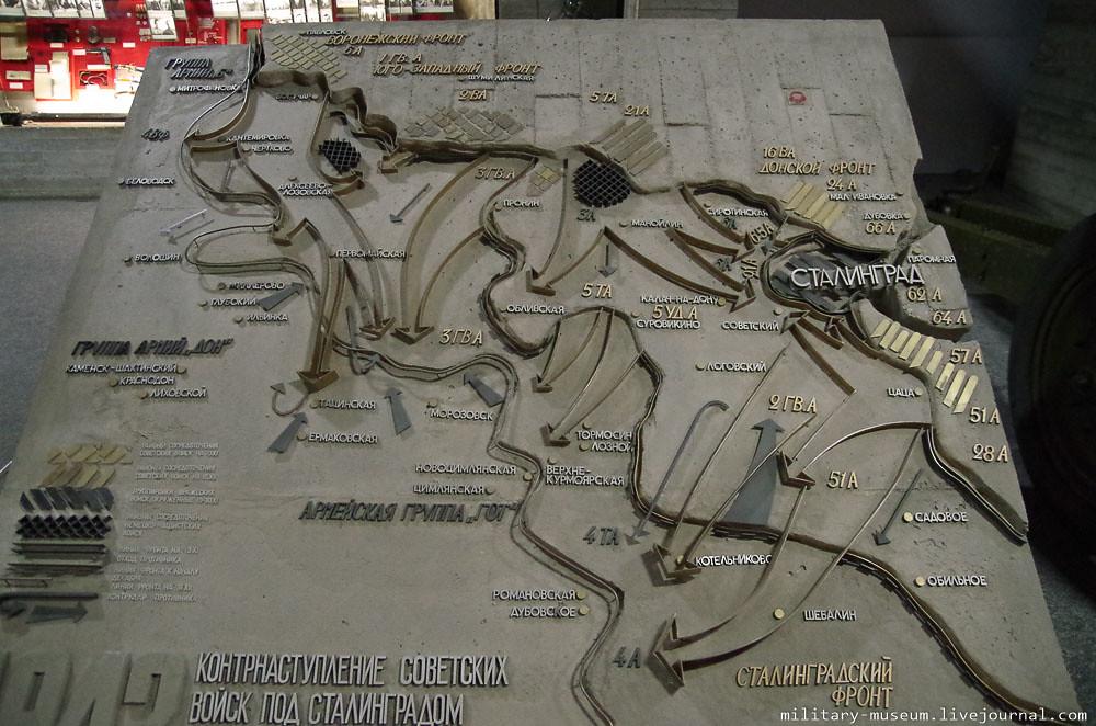 Музей-панорама Сталинградская битва-65