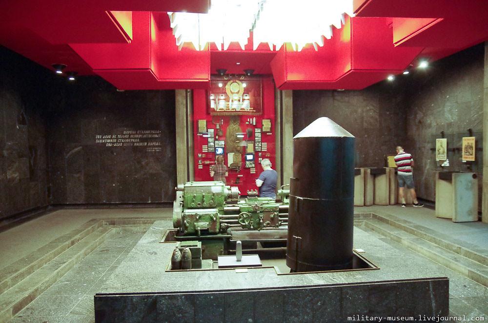 Музей-панорама Сталинградская битва-53