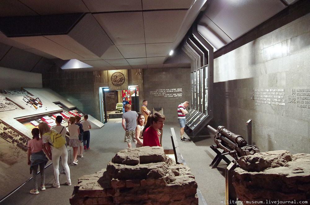 Музей-панорама Сталинградская битва-46
