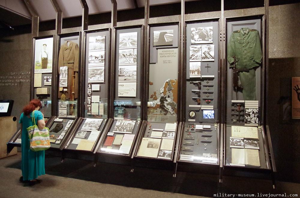 Музей-панорама Сталинградская битва-10