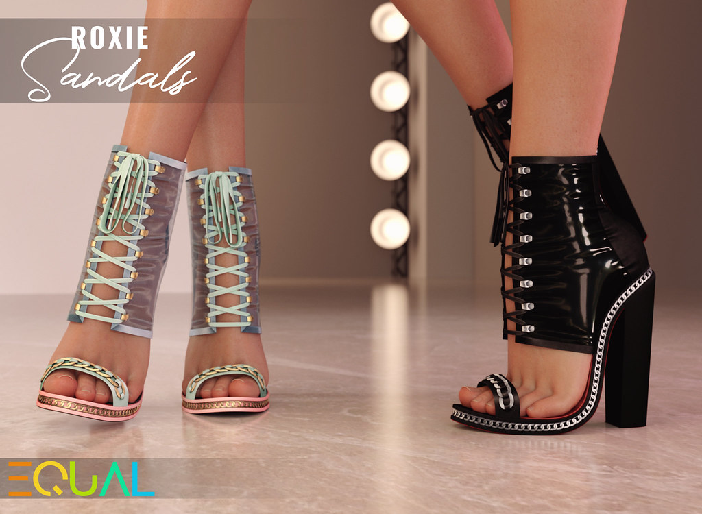 EQUAL – Roxie Sandals