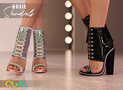 EQUAL - Roxie Sandals