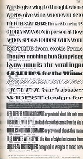 Photo-Lettering's One Line Manual of Styles, page 157