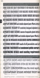 Photo-Lettering's One Line Manual of Styles, page 120