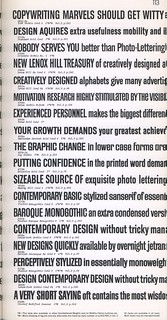 Photo-Lettering's One Line Manual of Styles, page 113