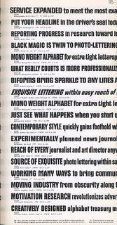 Photo-Lettering's One Line Manual of Styles, page 115