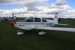 F-GITZ American Aviation AG-5B [10140] Sywell 010919