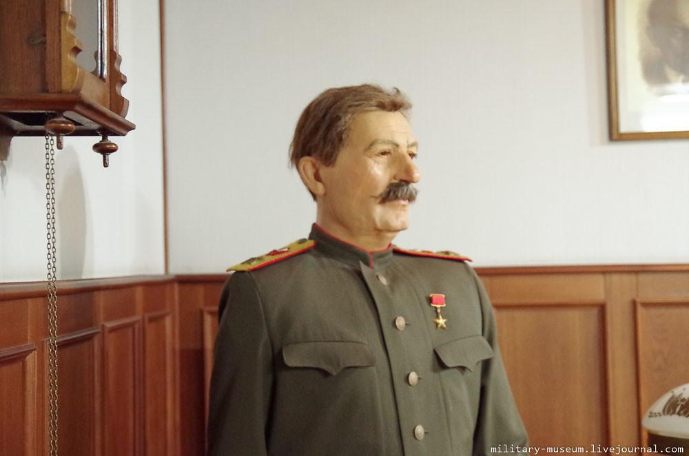 Музей Сталина в Волгограде-32