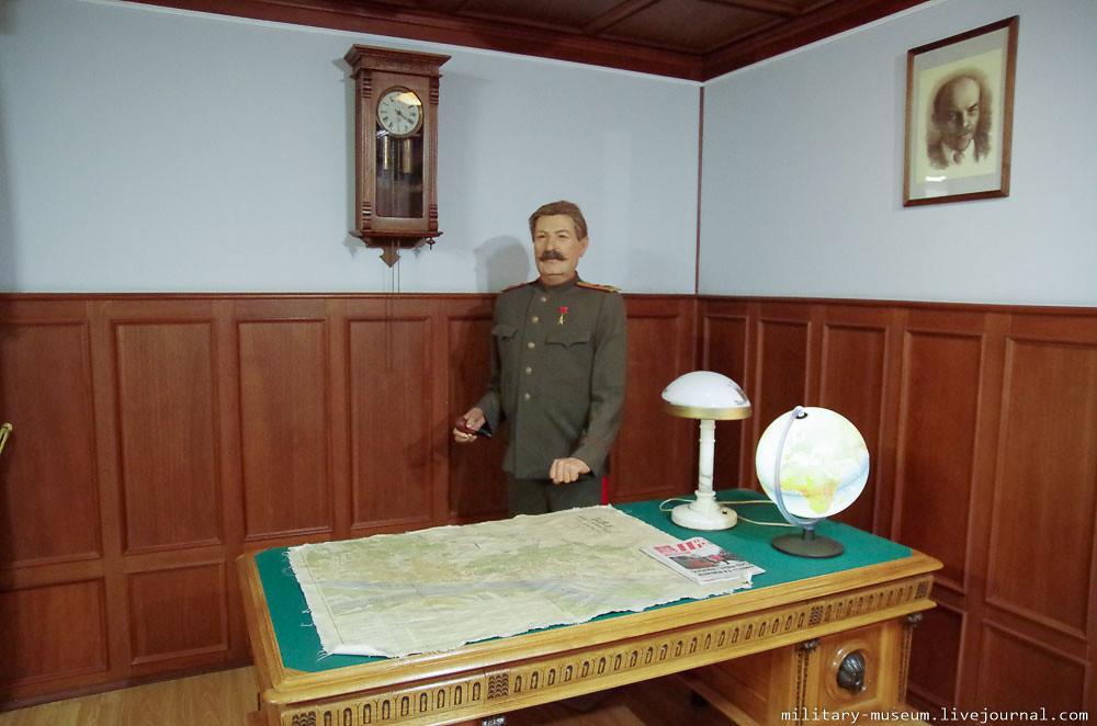 Музей Сталина в Волгограде-25