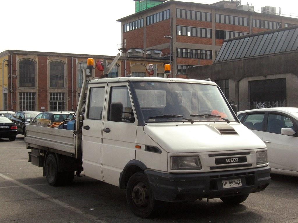 Iveco Turbodaily 35.10 2.8 TD 1997