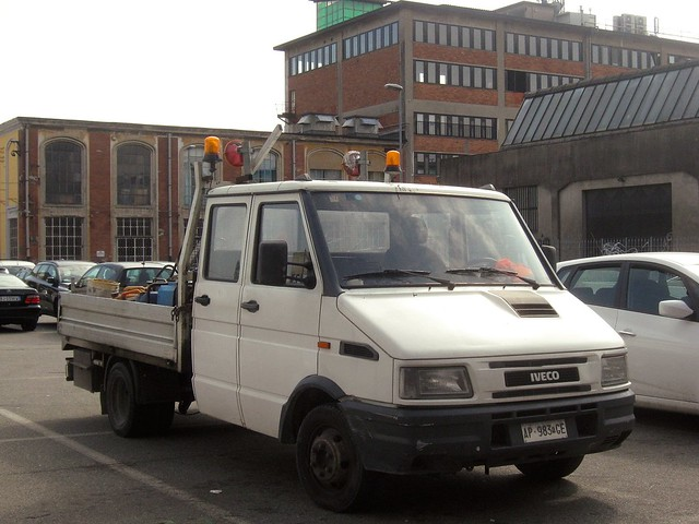 Iveco Turbodaily 35.10 2.8 TD 1997