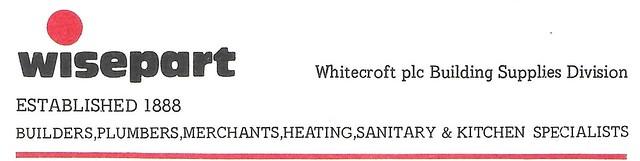 Wisepart (Whitecroft plc Building Supplies Division)