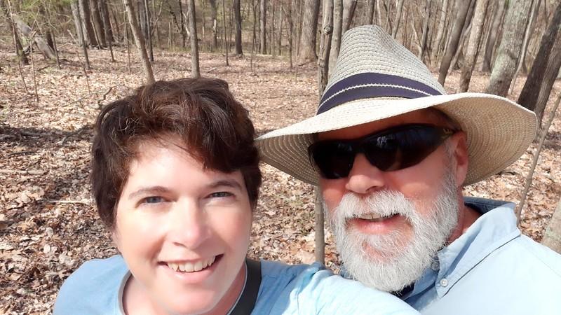 Walking in Virginia