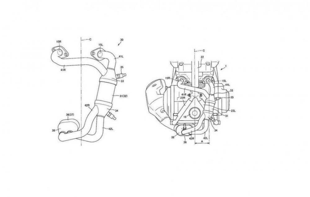 Suzuki 250cc Euro5 Engine DE