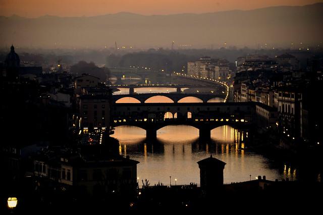 Sunset/Tramonto