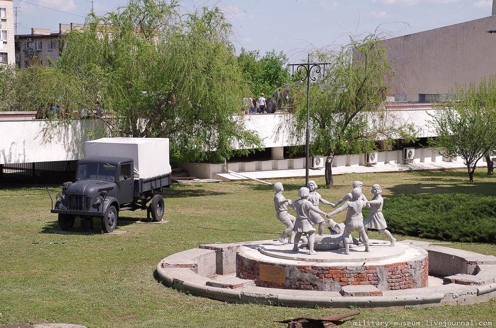 Музей-панорама Сталинградская битва-176