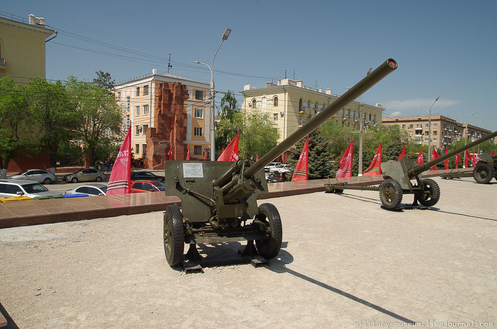 Музей-панорама Сталинградская битва-167