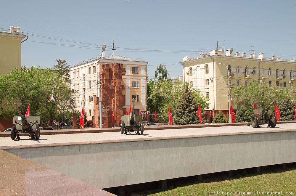 Музей-панорама Сталинградская битва-163