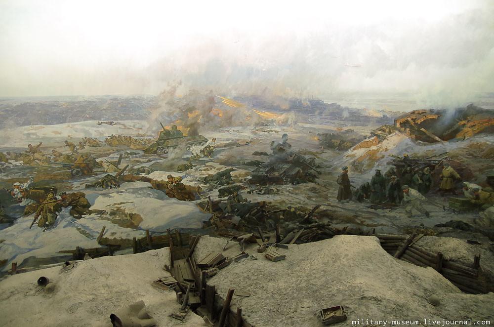 Музей-панорама Сталинградская битва-119