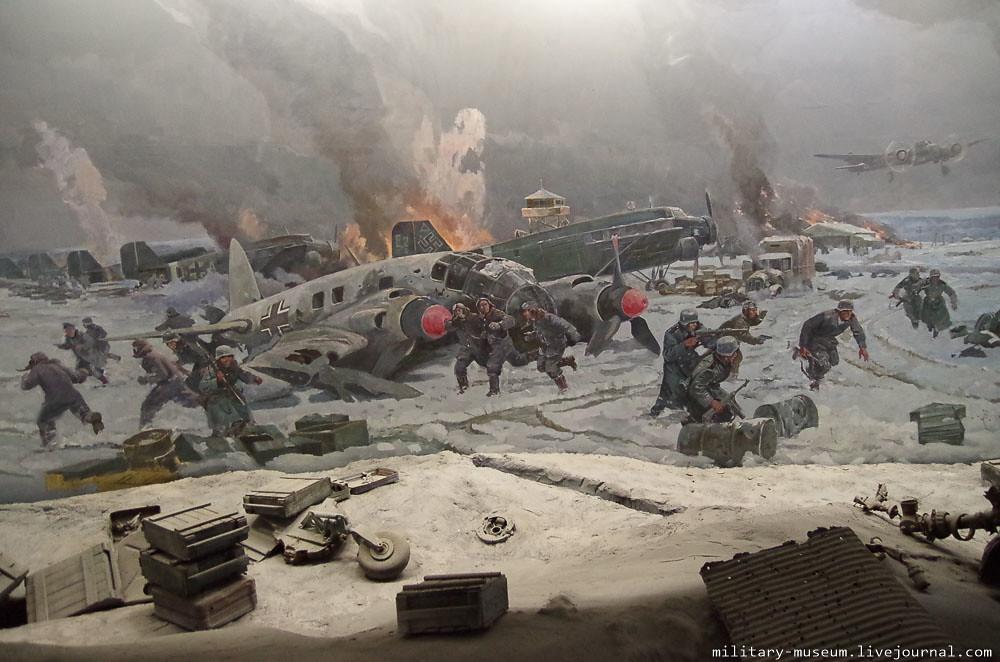 Музей-панорама Сталинградская битва-99