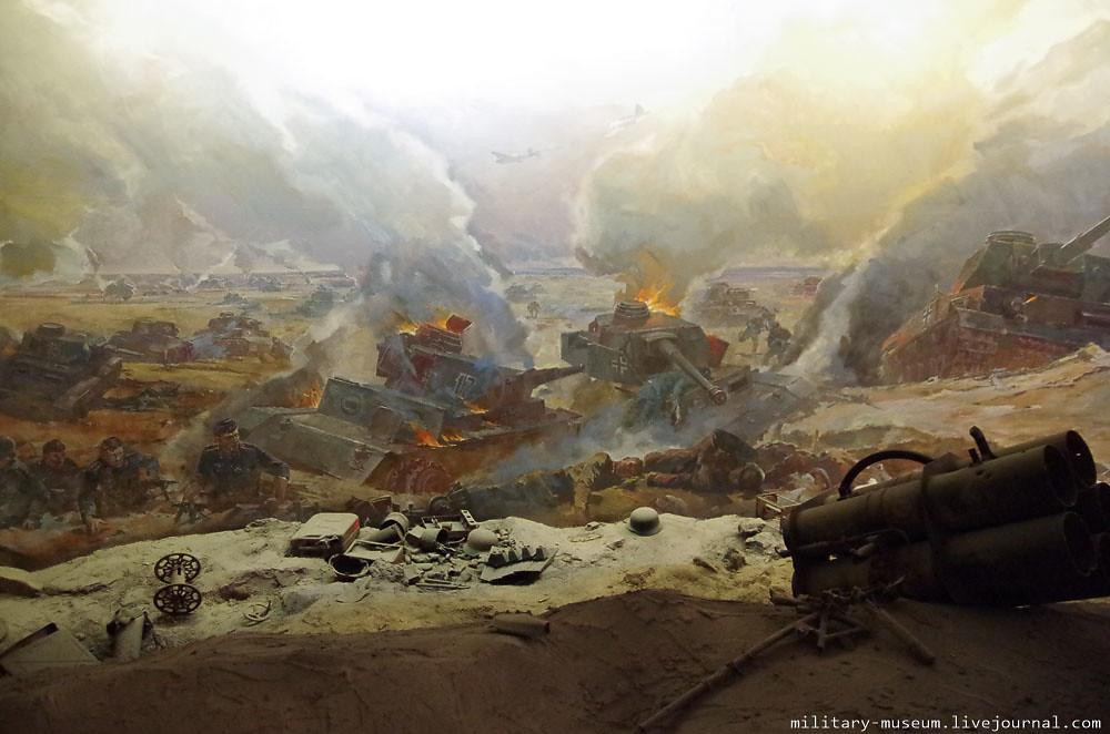 Музей-панорама Сталинградская битва-93