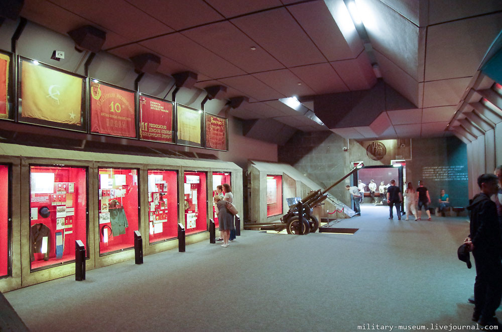 Музей-панорама Сталинградская битва-87