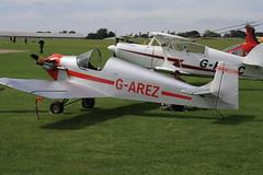 G-AREZ Rollason D31 Turbulent [PFA 561] Sywell 300819