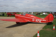 G-APIE Tipsy  Belfair [535] Sywell 300819