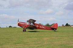G-ADKL de Havilland DH-87B [8035] Sywell 310819