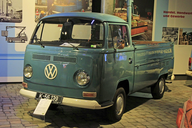 VW T2 Pritsche