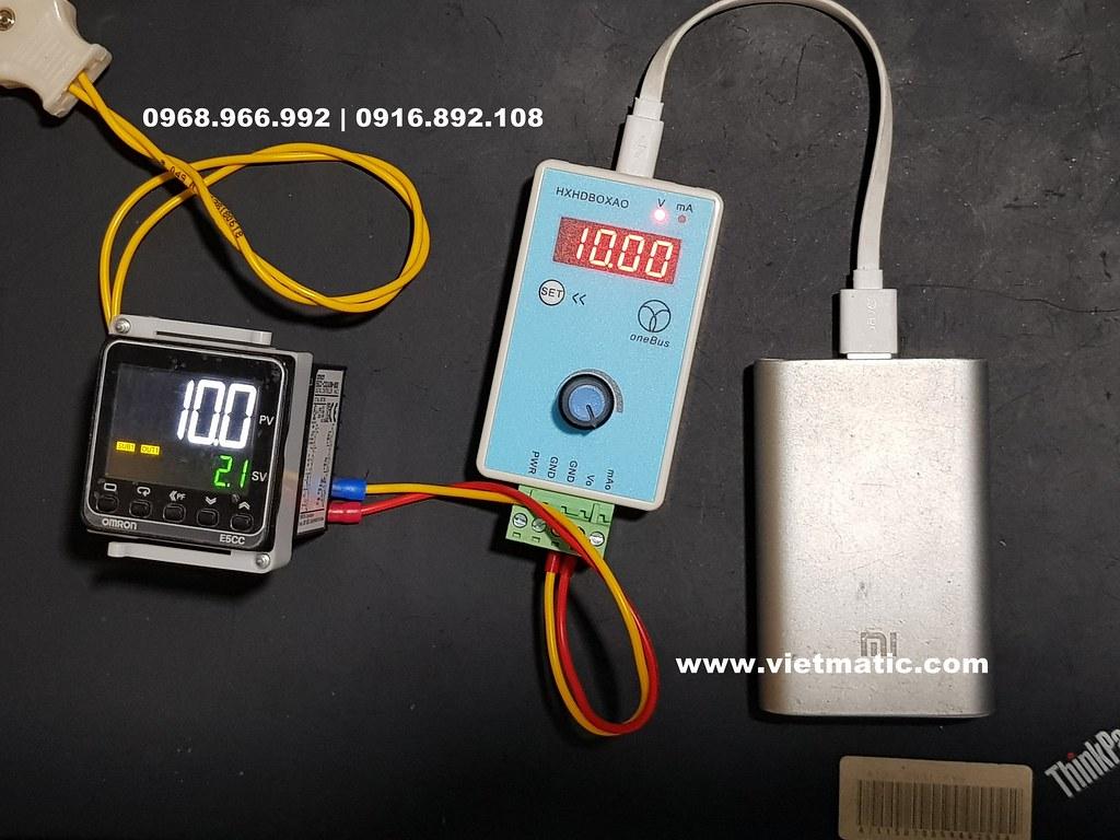 Máy phát tín hiệu 10V
