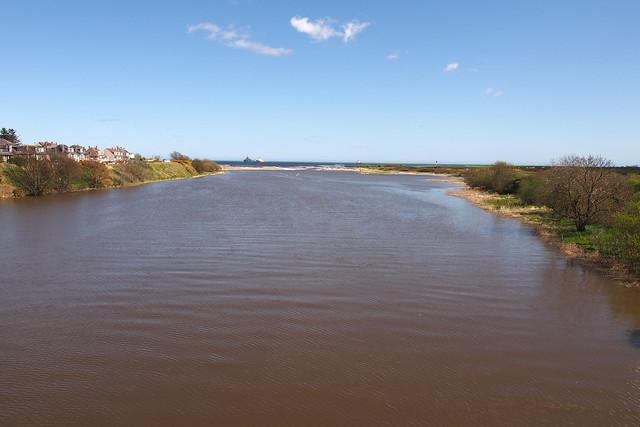 The River Don, Aberdeen