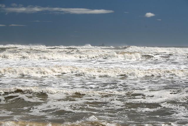 The coast near Balmedie