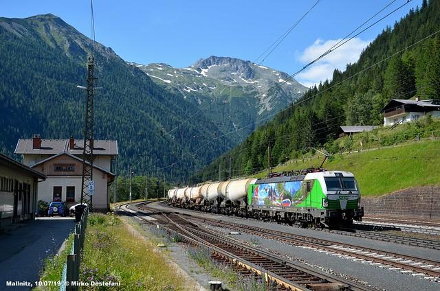 Alpenlock an Tauernbahn