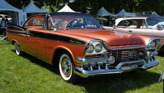 1958 Dodge Regal Lancer