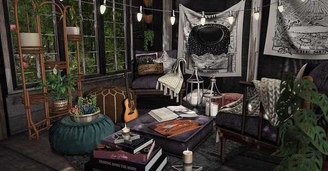Witchy Hangout