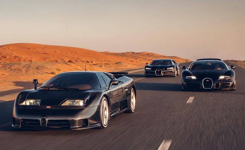 Bugatti-EB110-Veyron-Chiron (3)