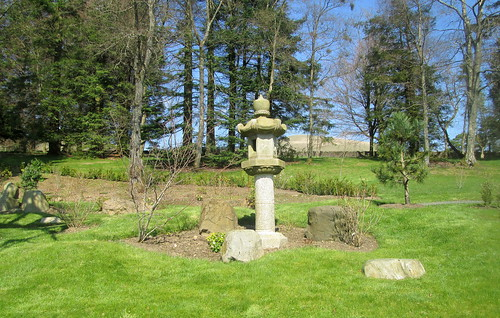Ornamental Stone, Cowden Garden