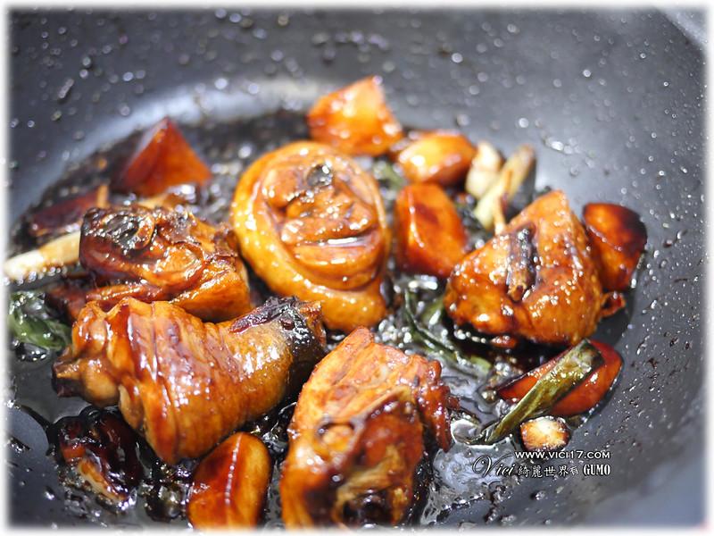 三杯菇菇雞046