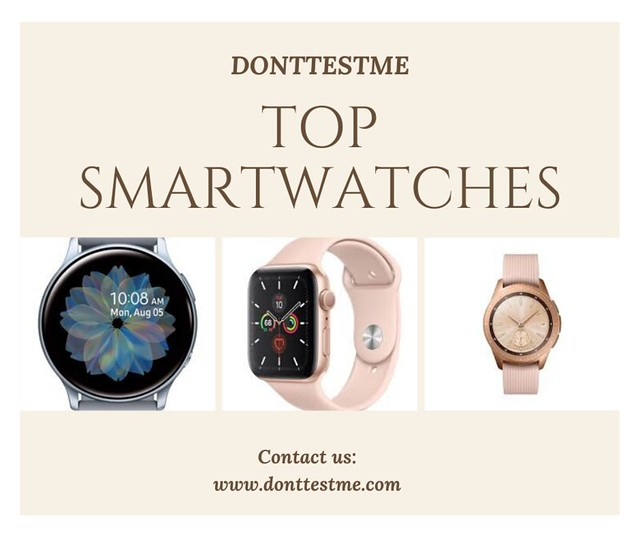 Top Smartwatches